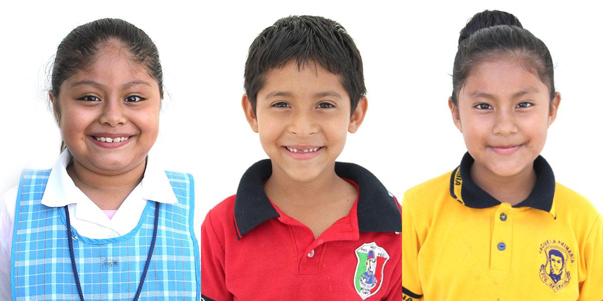 Scholarship students return to school