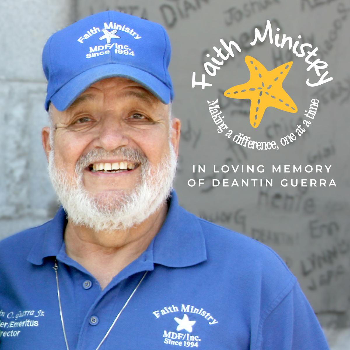 In Loving Memory of Deantin Guerra