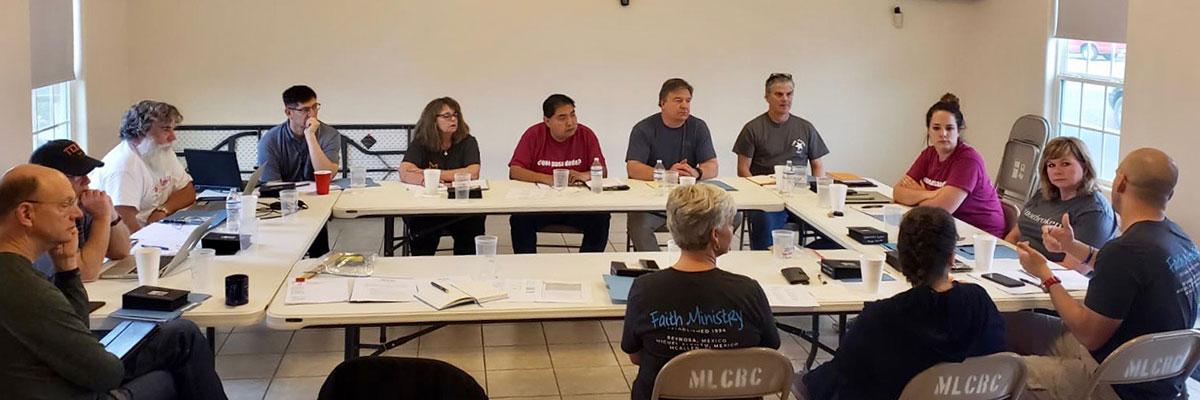 The Board of Directors meeting in McAllen
