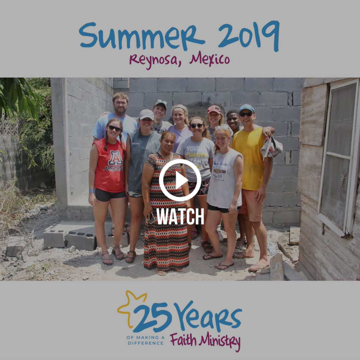 Click to watch a photo recap of our summer 2019