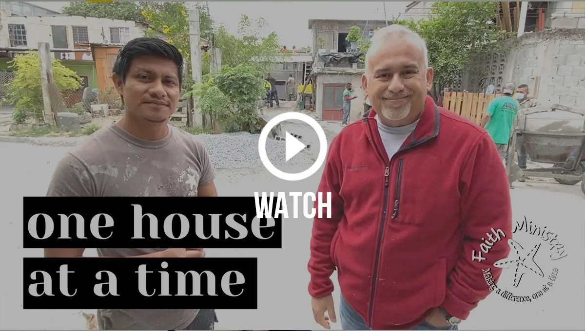 Click to watch Adolfos reflection of what this house means for him and his family