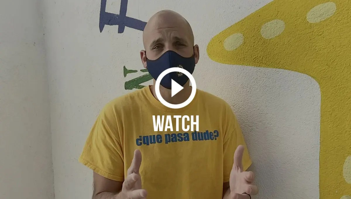 Click to watch a special message from our Board member Nathan Arledge