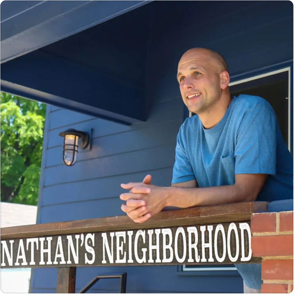 Click to listen to David on the Nathans Neighborhood podcast
