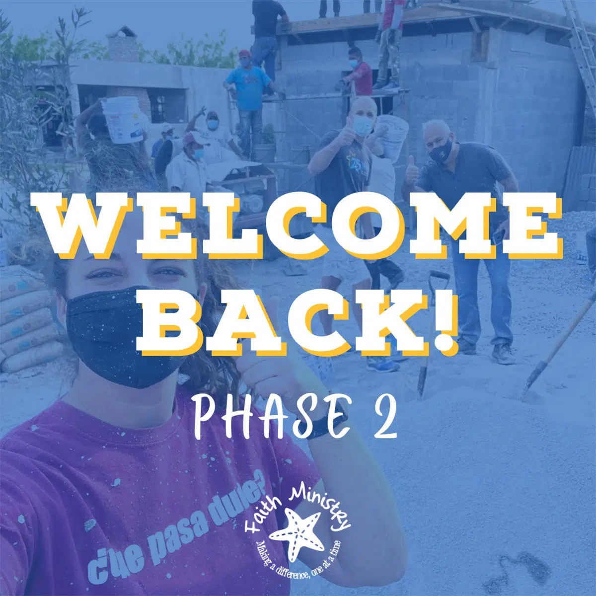 Welcome Back Phase 2