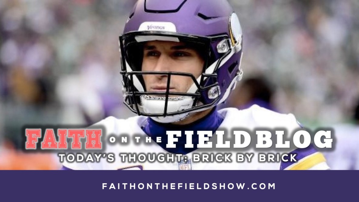 Kirk Cousins Faith Foundation in action Image
