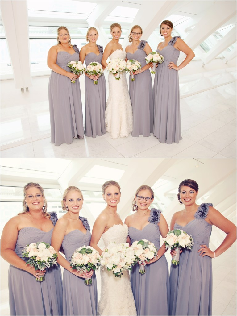Carmen & Morrad || Milwaukee Art Museum Wedding - Faith Photography
