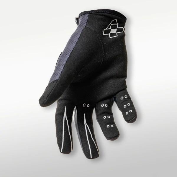Faith Race Creation BMX Glove Black Back