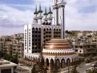 Al Rahman Mosque-Syria