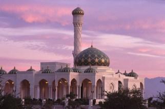 Al Zulfa Mosque in Seeb - Oman