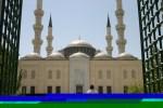 Azadi Mosque in Ashgabat - Turkmenistan