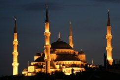 Blue mosque-Istanbul (15)