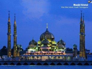 Cyristal Mosque-Malaysia (1)