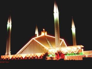 Faisal Mosque-Islamabad (9)