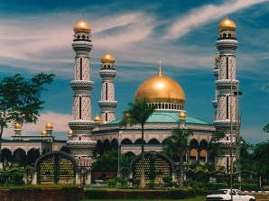 Jamie Asr Mosque- Brunei (1)
