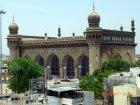 Mecca Mosque in Hyderabad