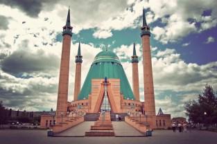 Mosque in Kazkhstan