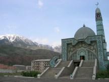 Mosque in Kyrgyzstan
