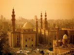 Mosques in Cairo-Egypt