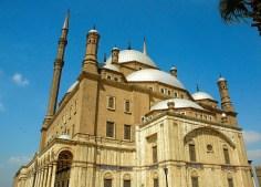 Muhammad Ali Mosque in Cairo - Egypt