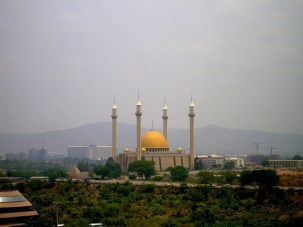 National Mosque in Abuja - Nigeria