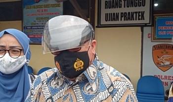 Tunggu Putusan PTUN, Polres Ciko Tangguhkan Kasus Ketua KPAID