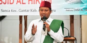 Wakil Gubernur Jawa Barat Uu Ruzhanul Ulum menegaskan tidak ada dispensasi bagi santri pada masa aturan larangan