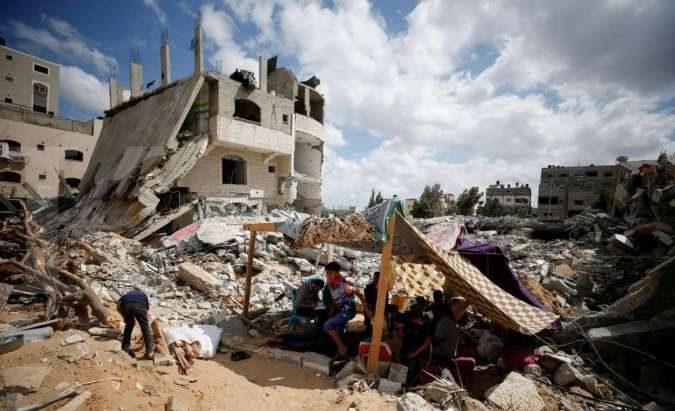 PBB Mengumpulkan Bantuan Darurat Senilai US$ 95 Juta untuk Perbaikan Gaza