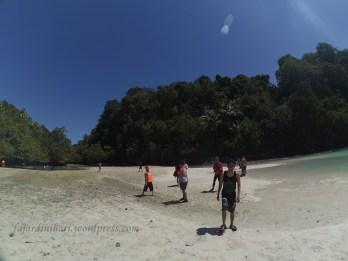 Laguna Goa Ikan