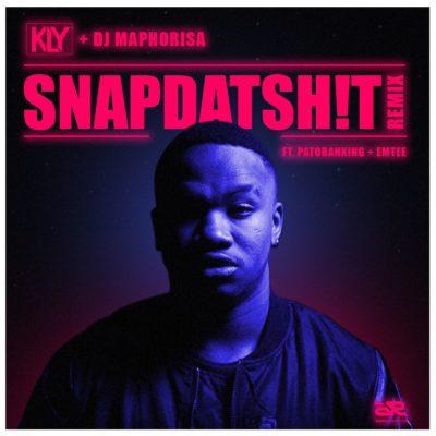 KLY & DJ Maphorisa - Snapdatsh!t (Remix) ft. Emtee & Patoranking