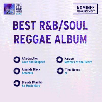 South African Music Awards 2016 - Full Nominee List #SAMA23 14