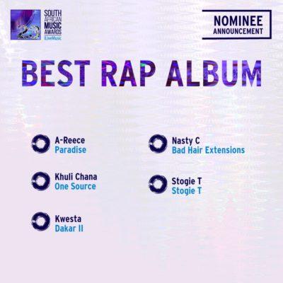 South African Music Awards 2016 - Full Nominee List #SAMA23 6