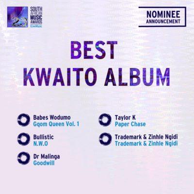 South African Music Awards 2016 - Full Nominee List #SAMA23 7