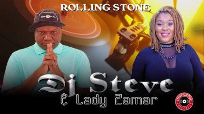 DJ Steve & Lady Zamar - Rolling Stone