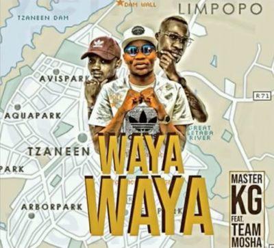 Master KG – Waya Waya ft. Team Mosha » Mp3 Download » uBeToo
