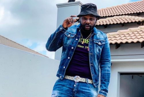 DJ Maphorisa unveils talented artist in the industry - Watch