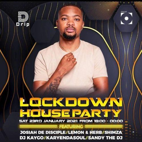 Josiah De Disciple – Lockdown House Party Mix 2021