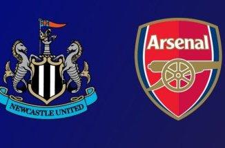 Arsenal Line-up vs Newcastle