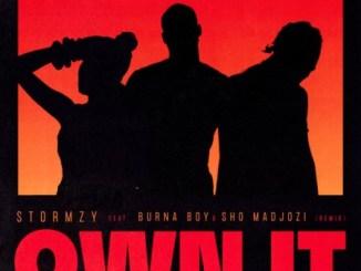 Stormzy – Own It (Remix) ft. Burna Boy & Sho Madjozi