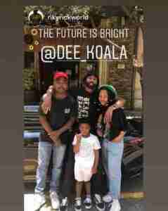 DOWNLOAD mp3:Dee Koala Friday Freestyle mp3 download