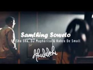 VIDEO: Samthing Soweto – Akulaleki Ft. Sha Sha, DJ Maphorisa & Kabza De Small Fakaza Download