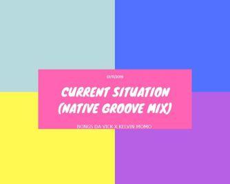 Bongs Da Vick & Kelvin Momo – Current Situation (Native Groove Mix) Mp3 Download