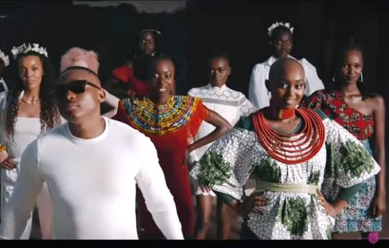 VIDEO: Otile Brown – The Way You Are Fakaza 2020 Download