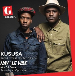 Kususa – Nay' Le Vibe Residency Mix Mp3 Download