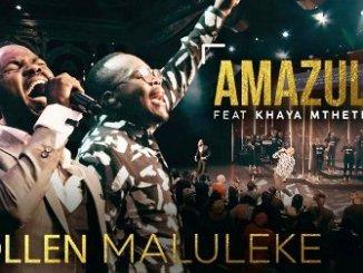 Collen Maluleke Ft. Khaya Mthethwa - Amazulu Fakaza Download Mp4