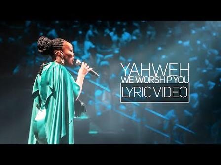 Spirit Of Praise 7 Ft. Bongi Damans - Yahweh, We Worship You Fakaza Video Lyrics