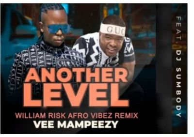 Download Mp3 Vee Mampeezy – Another Level (William Risk's Afro Vibez Remix) Ft. Dj Sumbody