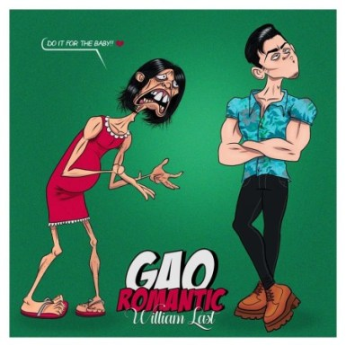 Download Mp3 William Last KRM – Gao Romantic (Akulaleki Cover)