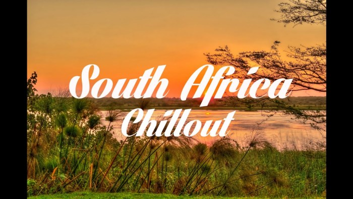Beautiful South Africa Chillout & Lounge Mix By Del Mar Fakaza