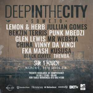 Download Mp3 Jullian Gomes – Live at (Deep In The City Soweto)
