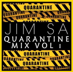 Download Mp3 Jim SA – Quarantine Mix vol 1 (Amapiano)